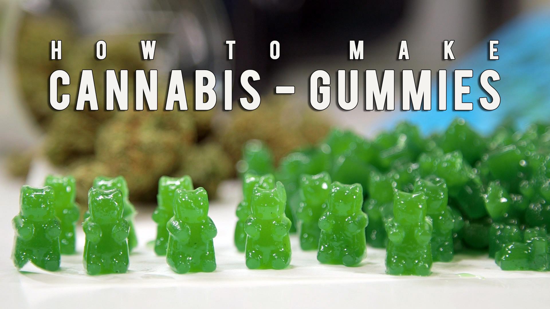 How To Make Cannabis Gummies Cannabasics 86 Thumbnail