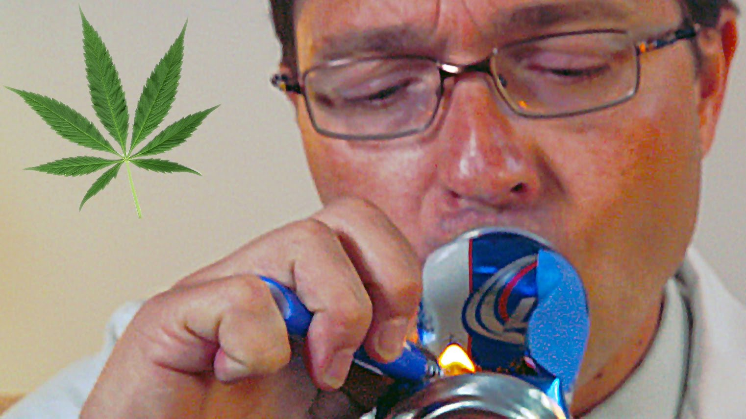 Aluminum Can Weed Pipe for the Zombie Apocalypse Marijuana Tips & Tricks with Bogart #20