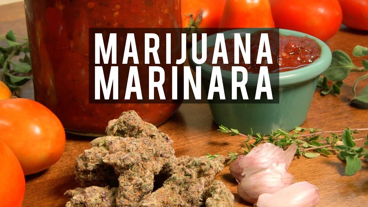 Cannabis Infused Fresh Tomato Marinara Sauce Recipe
