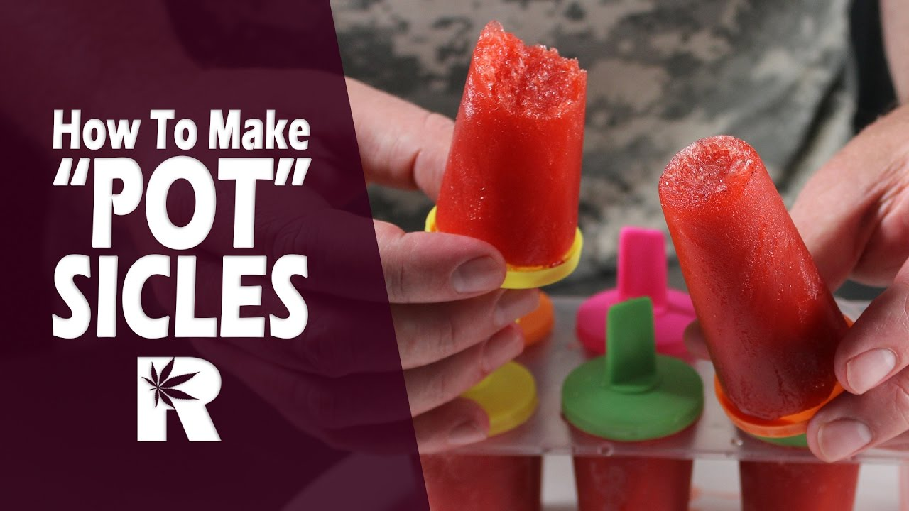How To Make Potsicles (Cannabis Infused Popsicles): Cannabasics #54