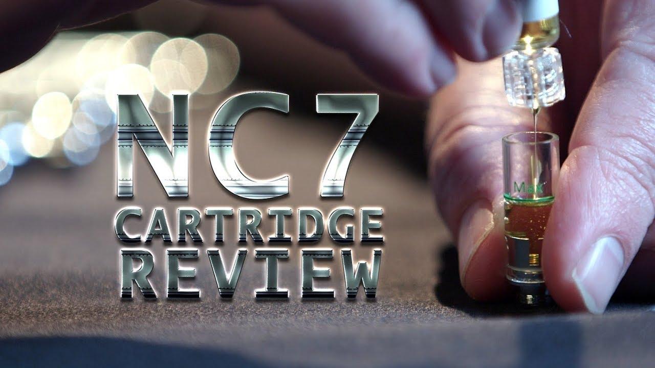 NC7 eCig Cartridge Review