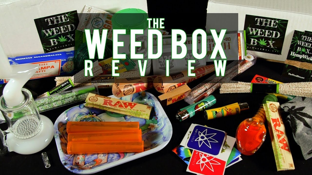 The Weed Box Review