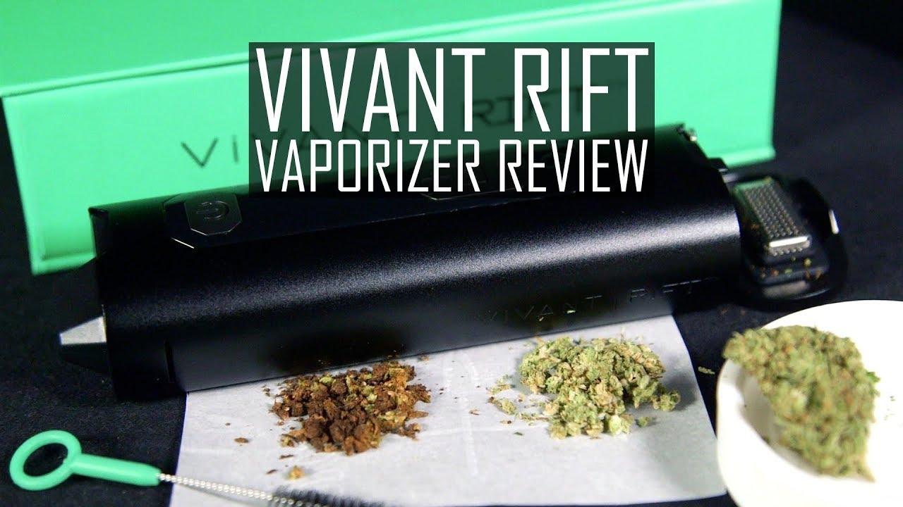 Vivant Rift Vaporizer Review